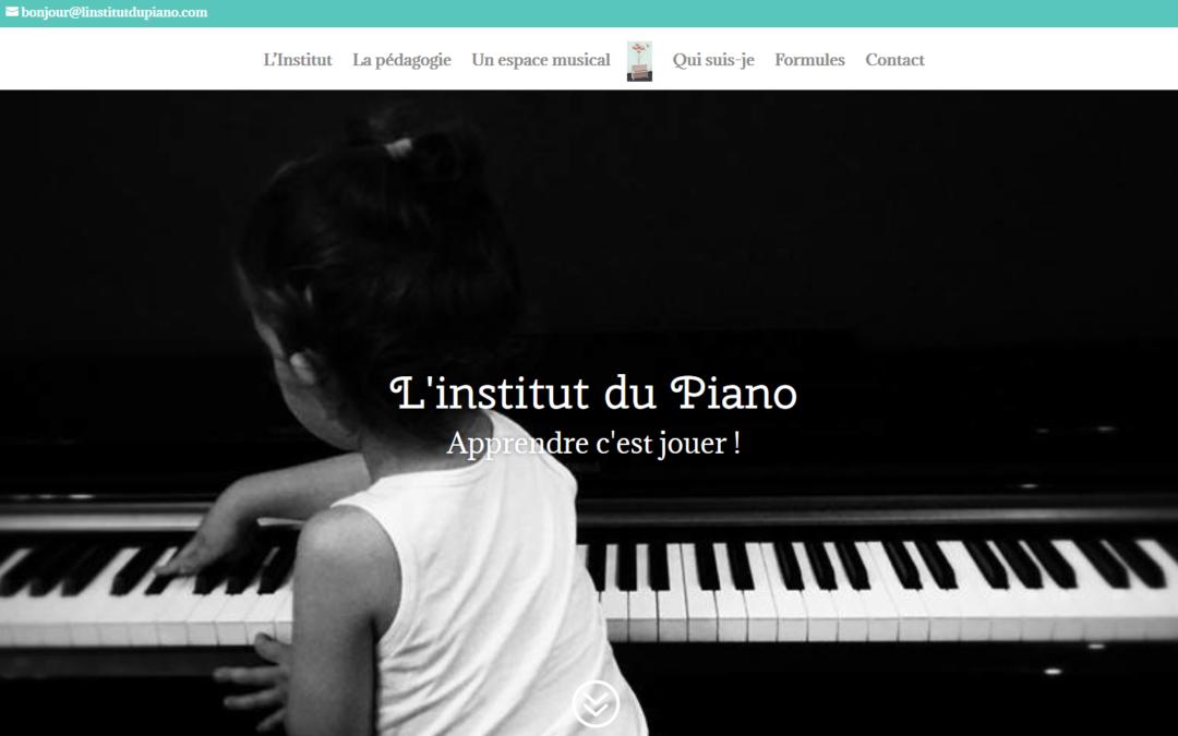 L'institut du Piano