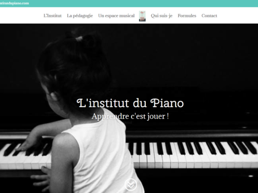 L'institut du Piano